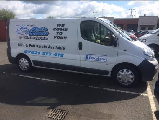 Mobile Car Valeting  Northern Ireland